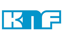 logo knf - KNF