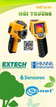 ADS THIET BI DO MOITRUONG N - Bút đo nhiệt độ và độ ẩm Extech 44550