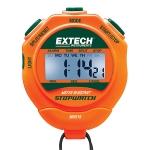 Đồng hồ bấm giờ với lịch và báo thức Extech 365515