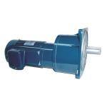 Motor giảm tốc mặt bích Dolin 1/8HP-100W tỉ số truyền 250-500