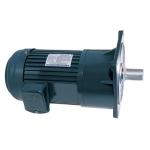 Motor giảm tốc mặt bích Dolin 1/8HP-100W tỉ số truyền 5-50