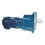 Motor giảm tốc mặt bích Dolin 3HP 2.2KW (250-500)