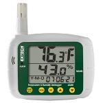 Bộ ghi dữ liệu nhiệt độ và độ ẩm Extech 42280
