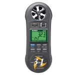 Máy đo độ ẩm, nhiệt độ và tốc độ gió Extech 45160