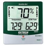 Nhiệt ẩm kế cảnh báo độ ẩm với điểm sương Extech 445814