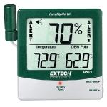 Nhiệt ẩm kế cảnh báo độ ẩm với điểm sương Extech 445815