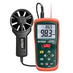 Máy đo tốc độ gió, lưu lượng khí và nhiệt độ hồng ngoại Extech AN200