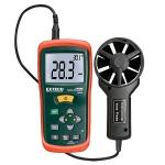 Máy đo tốc độ gió và nhiệt độ Extech AN100