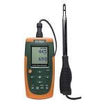 Máy đo tốc độ, lưu lượng gió và nhiệt độ Extech AN500