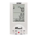 Máy đo khí CO, nhiệt độ và độ ẩm không khí Extech CO50