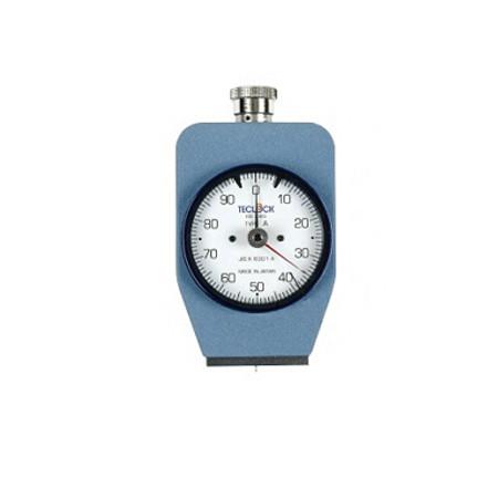 Đồng hồ đo độ cứng cao su Teclock GS-706G Type A (539-8385mN)