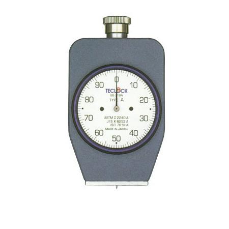 Đồng hồ đo độ cứng cao su Teclock GS-719N Type A (550-8050mN)