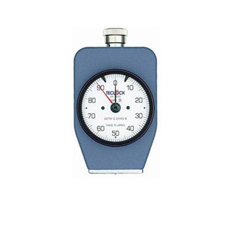 may do do cung cao su teclock gs 703g type c 980 444100mn - Máy đo độ cứng cao su Teclock GS-703G Type C (980-444100mN)