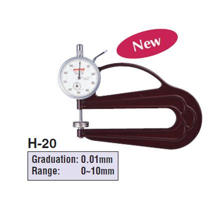 Máy đo độ dày Peacock H-20 (0-10mm)