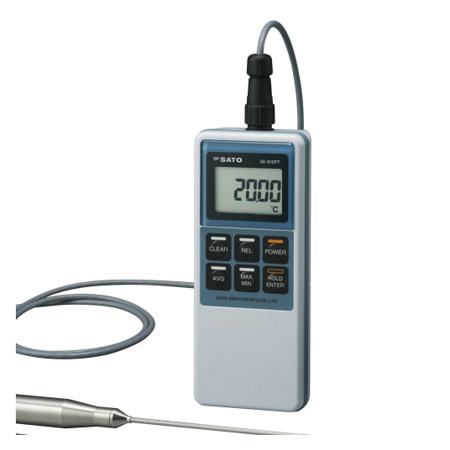 Máy đo nhiệt kế điện tử chính xác Sato SK-810PT