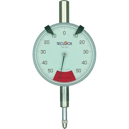 Đồng hồ so Teclock TM-102 (0-1mm)