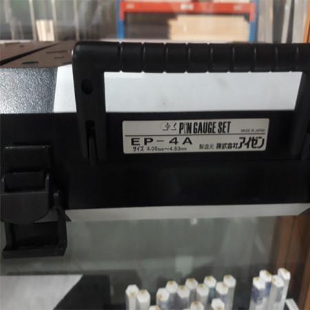 duong do kiem tra lo pin gauge eisen ep 4a 4 00 4 50mm - Dưỡng đo kiểm tra lỗ pin gauge Eisen EP-4A (4.00-4.50mm)