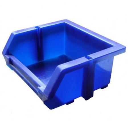 khay nhua cong nghiep dung linh kien sb1 109 x 95 x 52 mm - Khay nhựa công nghiệp đựng linh kiện SB1 (109 x 95 x 52 mm)