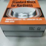 mau chuan do cung yamamoto hrc60 150x150 - Mẫu chuẩn độ cứng yamamoto HRC60