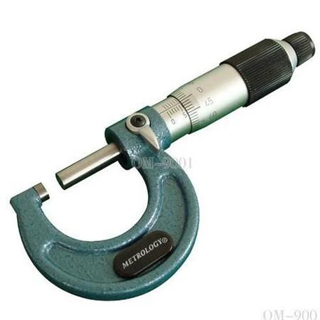 Panme đo ngoài cơ khí Metrology OM-9001 (0-25mm/0.01mm)