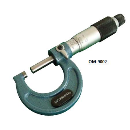 Panme đo ngoài cơ khí Metrology OM-9002 (25-50mm/0.01mm)