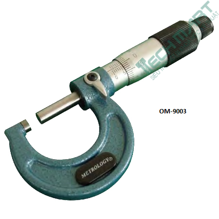 Panme đo ngoài cơ khí Metrology OM-9003 (50-75mm/0.01mm)