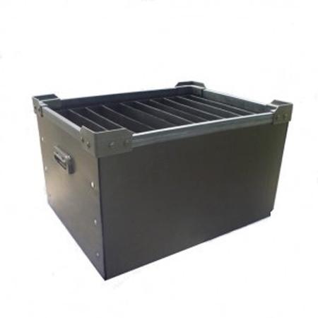 thung nhua danpla chong tinh dien - Thùng nhựa Danpla chống tĩnh điện