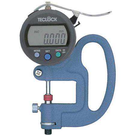 Đồng hồ đo độ dày điện tử Teclock SMD-565J (0-15mm/0.001mm)