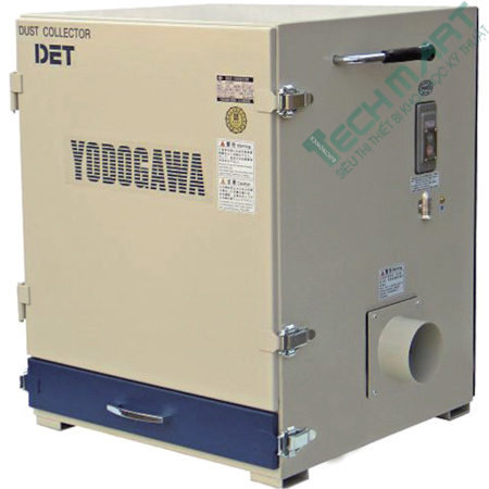 may hut bui cong nghiep yodogawa det400a - Máy hút bụi công nghiệp Yodogawa DET400A