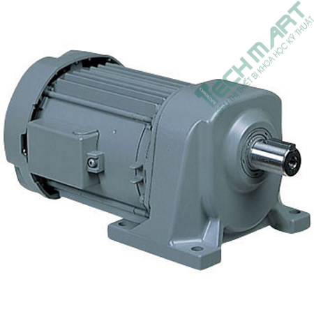 motor giam toc chan de hitachi ca019 020 20 02kw 1 20 200v - Motor giảm tốc chân đế Hitachi CA019-020-20 (0,2kw 1/20 200V)