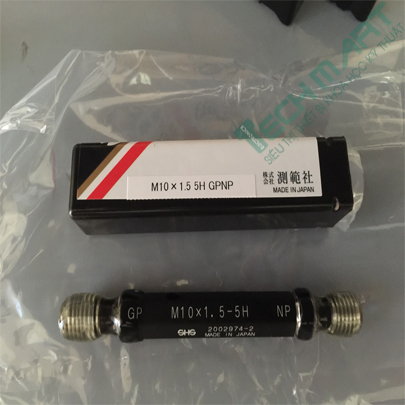 Cử đo ren Sokuhansha M10x1.5-5H GPNP