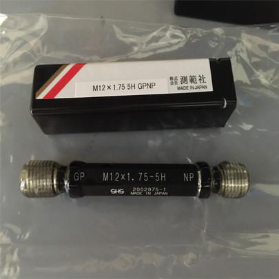 Cử đo ren Sokuhansha M12x1.75-5H GPNP