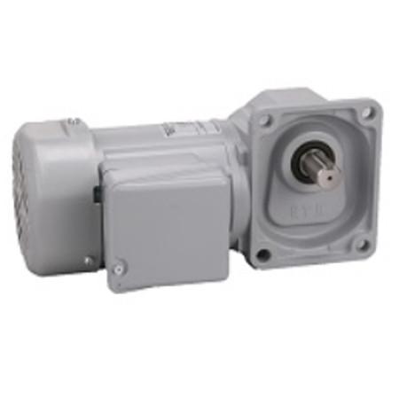 Motor giảm tốc cốt vuông góc Nissei 200W H2F22L10-MM02TNNNB2