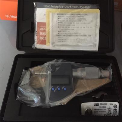 Panme điện tử Mitutoyo 395-271-30 (0-25mm/0.001mm)