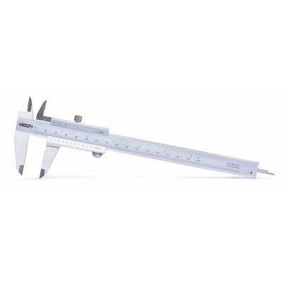 """Thước cặp cơ khí Insize 1205-300S (0-300mm/0-12"""")"""