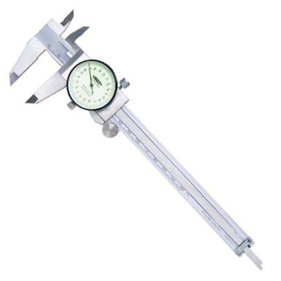 Thước cặp đồng hồ Insize 1312-300A (0-300mm/0.02mm)