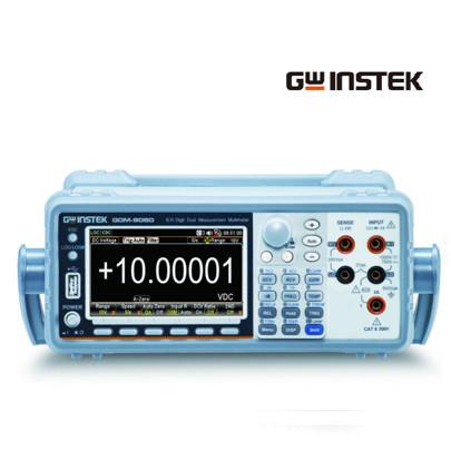 Đồng hồ vạn năng hiển thị số Gwinstek GDM-9060 (DCV/ ACV 1000V/750V, 100MΩ, 3A)