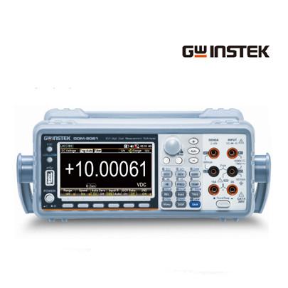 Đồng hồ vạn năng hiển thị số Gwinstek GDM-9061 (DCV/ ACV 1000V/750V, 100MΩ, 3A)