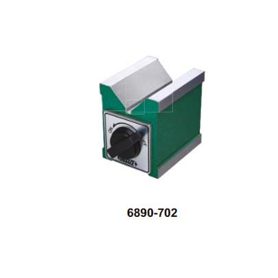 Khối V từ tính Insize 6890-702 (70x60x73mm)