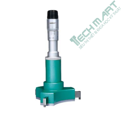 Panme 3 chấu đo lỗ Insize 3227-200 (175-200mm/0.005mm)