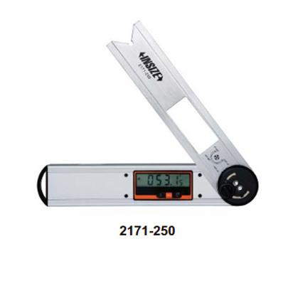 Thước đo góc Insize 2171-250 (0-360 độ)