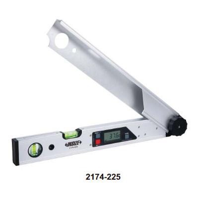 Thước đo góc Insize 2174-225 (0-225 độ)
