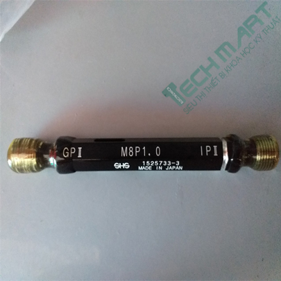 Dưỡng kiểm ren trong Sokuhansha M8P1.0GPIPII