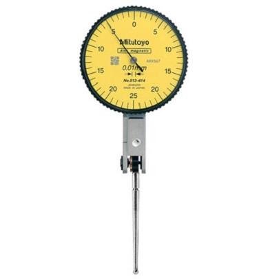 Đồng hồ so chân gập Mitutoyo 513-414-10E (0-0.5mm/0.01mm)