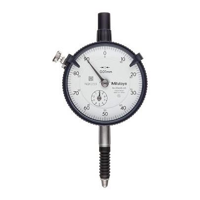 Đồng hồ so kiểu cơ Mitutoyo 2046SB (10mm/ 0.01mm)