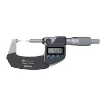 Panme đo ngoài điện tử đầu nhọn Mitutoyo 342-262-30 (25-50mm/ 0.001mm)