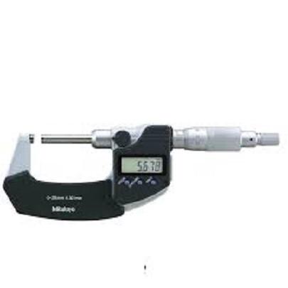 Panme đo ngoài điện tử (trục không xoay) Mitutoyo 406-250-30 (0-25mm / 0.001mm)