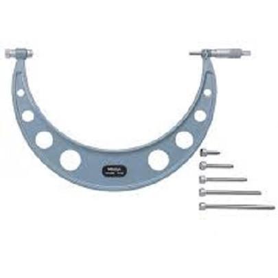 Panme đo ngoài cơ khí (với đầu đo có thể thay đổi) Mitutoyo 104-136A (150-300mm/ 0.01mm)