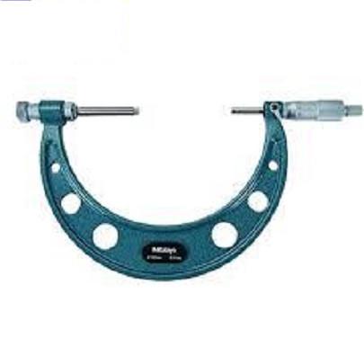 Panme đo ngoài cơ khí (với đầu đo có thể thay đổi) Mitutoyo 104-140A (100-200mm/ 0.01mm)