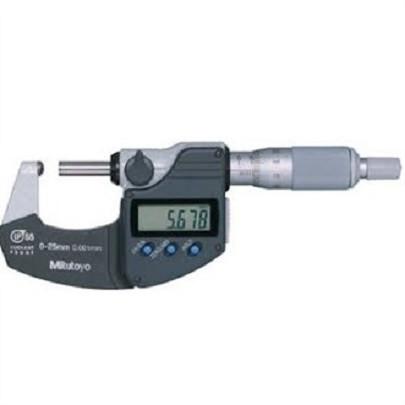 Panme điện tử đo độ dầy ống Mitutoyo 395-251-30 (0-25mm , 0.001 )